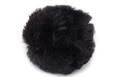 synthetic fur pompom 35mm