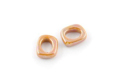 tube 6*19mm ocher x25pcs