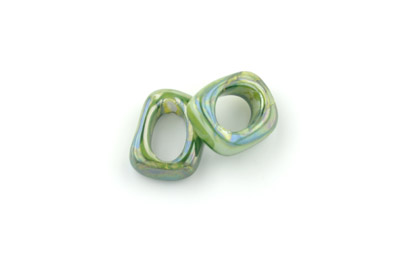 tube 6*19mm green x25pcs