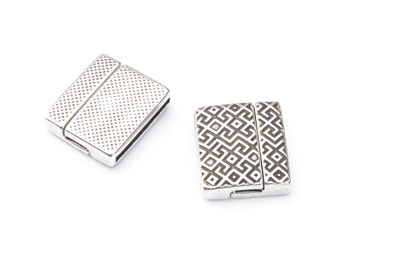 magnetic clasp 20x22mm for flat band 20mm x3pcs
