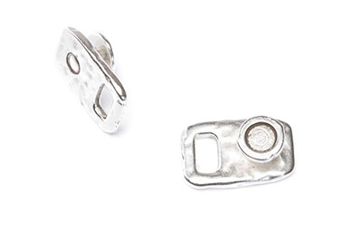 clasp buckle 25x16mm x8pcs