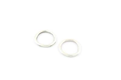 ring irregular 25mm x12pcs