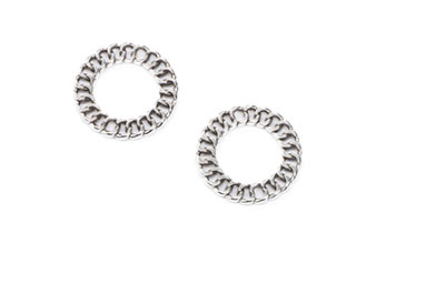ring aspect chain 20mm x16pcs