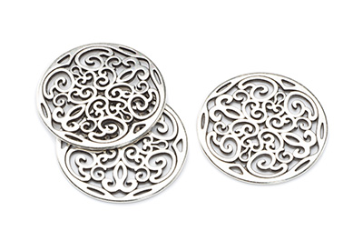 connector arabesque 31mm x5pcs