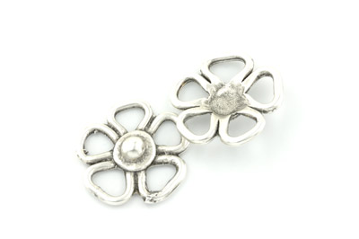 connector flower 28mm x 12pcs