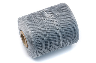 gray polyester thread coil approx 730m x1pce