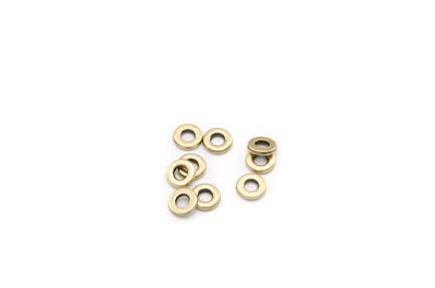 intercalaire 6mm bronze x200pcs
