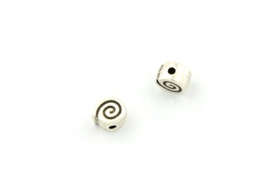 bead 9*6mm x 25pcs