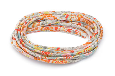 liberty cord sun gleam orange x1mtr