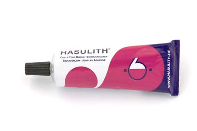 colle pour bijoux Hasulith 31ml x1