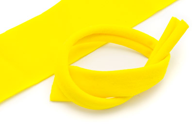 lycra 30mm yellow x10m