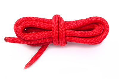 Paracord 4mm rot x10m