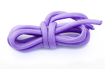 paracord 4mm mauve x10m