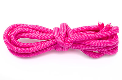 Paracord 4mm fuchsia x10m
