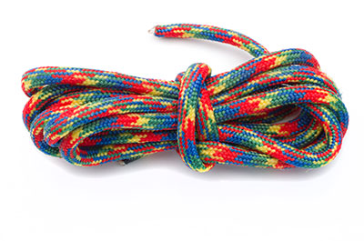 paracord 4mm multicolor x10m