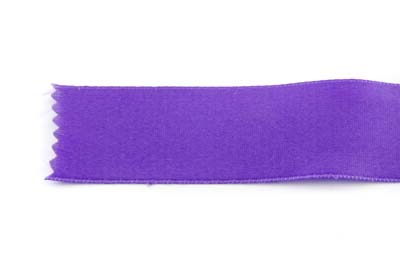satin ribbon 3mm mauve x50m
