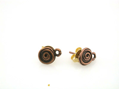 ear rings 8mm 20pcs