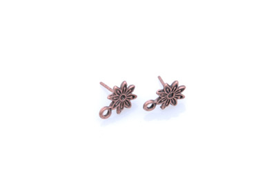 ear rings 13*9mm 20pcs