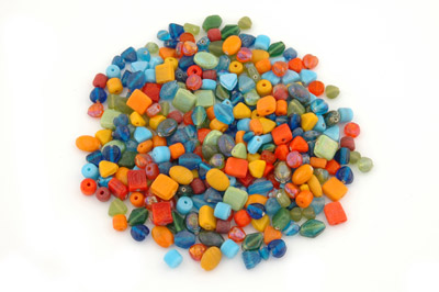 bead mix small shapes