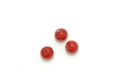 ronde 8mm rouge groseille 150g