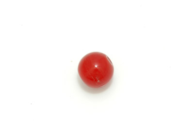 ronde 14mm rouge groseille 300g