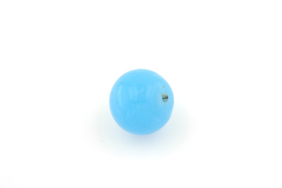 ronde 20mm turquoise 300gr