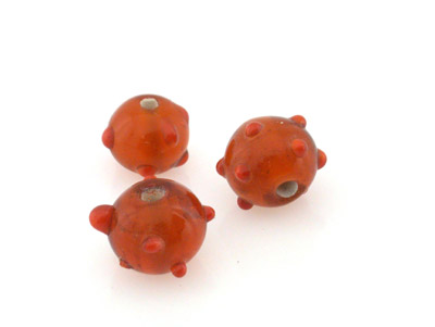 herisson 12mm orange brillant 150g