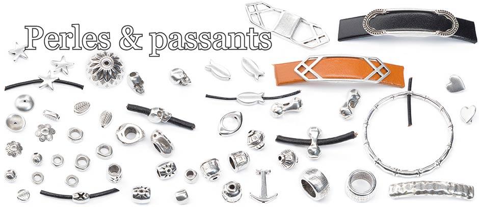Lot 10 Perles pour bracelet Européen Acrylique création Bijoux