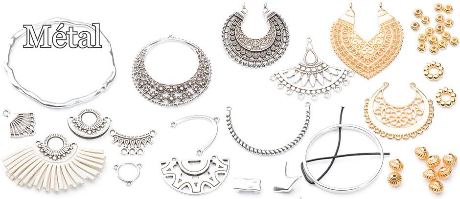 grossiste accessoire pour fabrication bijoux