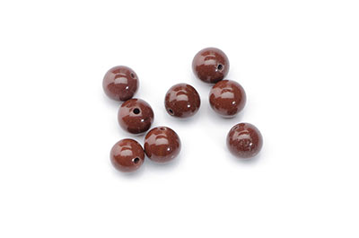Jasper brown jasper bead 8mm x1fil