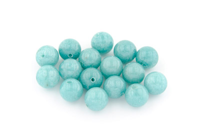 jade bead round 10mm