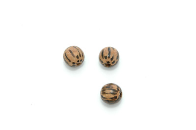 palmwood bead 11mm x2 std (about 78pcs)
