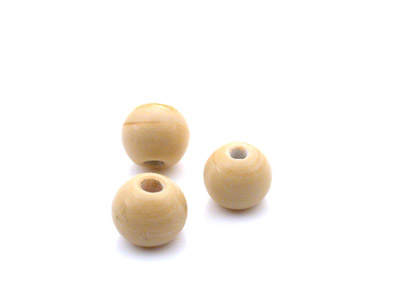 ronde 8mm beige brillant 150g