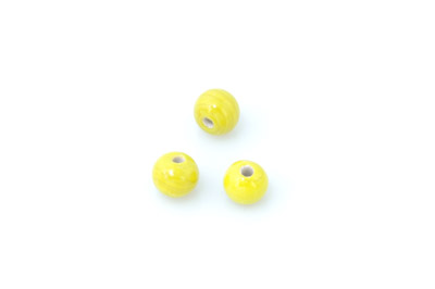 ronde 8mm jaune brillant 150g
