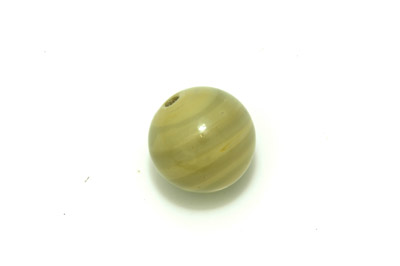 ronde 22mm beige brillant 300g