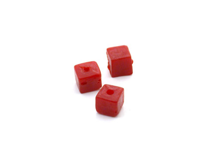 cube 5mm bordeaux brillant 150g