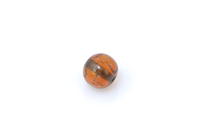 acrylic beads round glitter 12mm by 25 pces