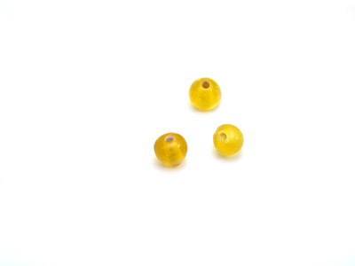 ronde 4mm jaune brillant 150g