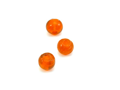 ronde 7mm orange brillant 150g