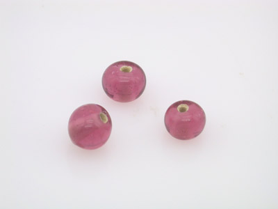 ronde 7mm rose brillant 150g