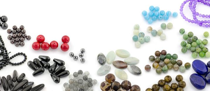 perles pierres gemmes